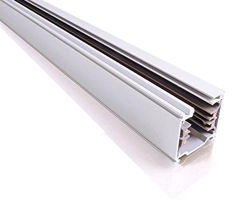 Deko-Light Schienensystem 3-Phasen 230 V, Stromschiene quadratisch, 220-240 V AC/50-60 Hz 555101