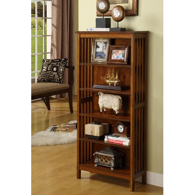 Furniture of America CM-AC249 Valencia I Media Shelf by Furniture of America