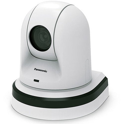 Panasonic AW-HE40SW PTZ Camera with HD-SDI Output (White)