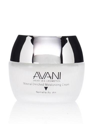 Creme Hydratante Avani avec minéraux de la Mer Morte  - Pour peaux normales et sèches