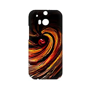 Generic Protect Print With Naruto For Women Pc For Htc M8 Phone Case