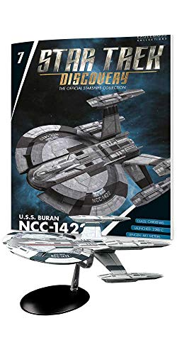 Eaglemoss Star Trek Discovery The Official Starships for sale  Delivered anywhere in USA