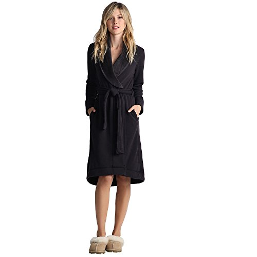 UGG Women's Duffield Sleepwear, -charcoal, M by UGG