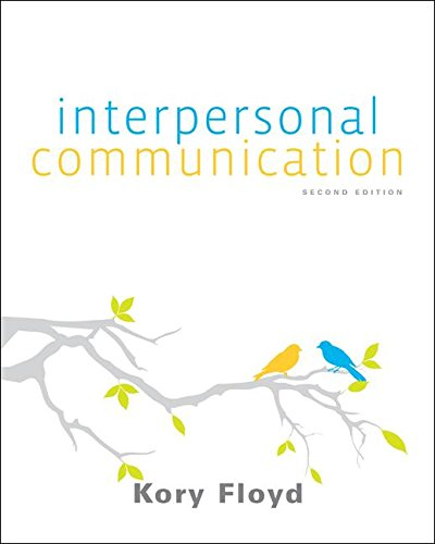 Prepack for Looseleaf for Interpersonal Communication w Connect Plus Access Card
