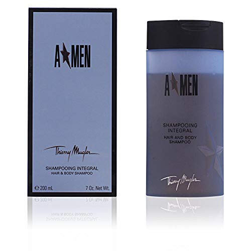 Angel Men by Thierry Mugler for Men 7.0 oz Hair and Body Shampoo (Perfume Body Hair)