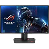 "ASUS ROG PG279Q 27"" WQHD 1440p IPS 165Hz DisplayPort Adjustable Ergonomic EyeCare G-SYNC Gaming Monitor"