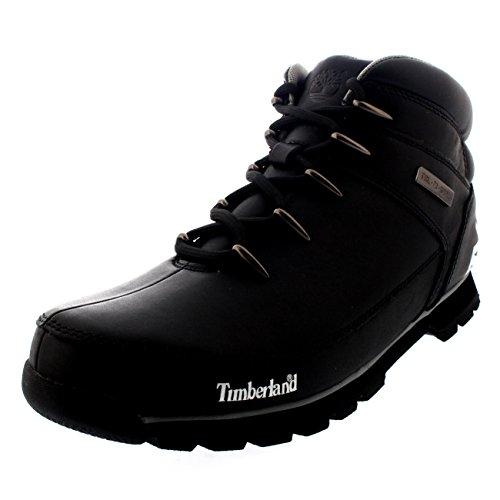 Timberland Euro Sprint Hiker, Stivali Chukka Uomo Noir