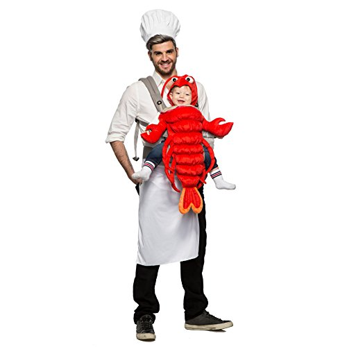 Lobster Costume Baby (Master Chef & Maine Lobster Costume -)