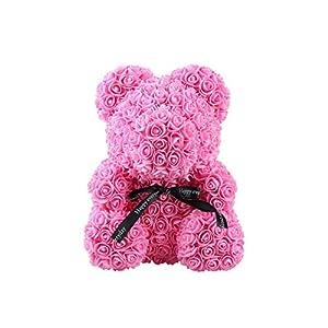 Arilove Rose Teddy Bear Flower Forever Rose Luxury Romantic Birthday Gift Valentine's Gift 13