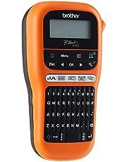 Brother PT-E110VP Handheld Industrial Electronic Label Maker