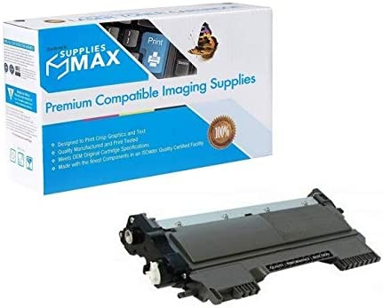 2600 Page Yield Equivalent to Brother TN-450 SuppliesMAX Compatible Replacement for Innovera IVRTN420 Toner Cartridge