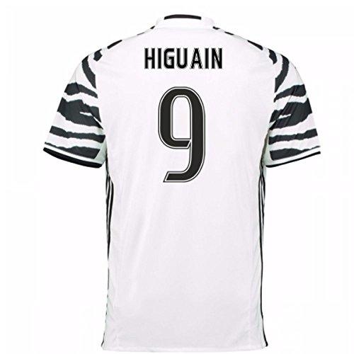 直立湖謎2016-17 Juventus 3rd Shirt (Higuain 9) - Kids