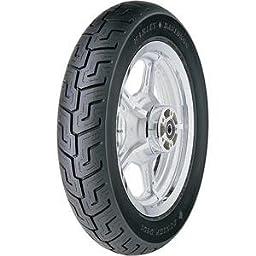Dunlop D401 For Harley-Davidson Series Rear Tire - 150/80HB-16/Blackwall