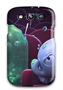 Imogen E. Seager's Shop New Arrival Case Cover With Design For Galaxy S3- Monsters In The Theatre AO88H8YOB0RNVLAI
