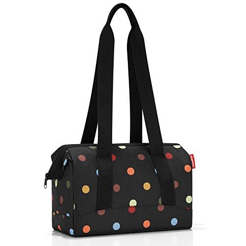 Polka Dot Doctor Bag - reisenthel Allrounder S, Small Weekender Bag,