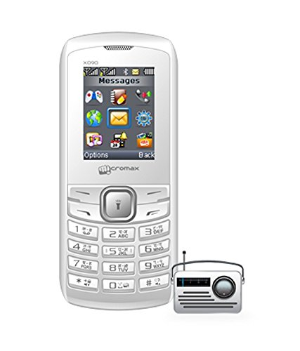 Micromax X090 Dual Sim GSM Mobile Phone Basic Mobiles