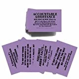 Al-Anon 12-Step Recovery Slogan Cards Support for Families of Alcoholics