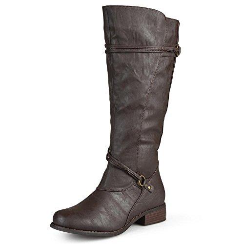 Extra Wide Calf Dress Boot - 1