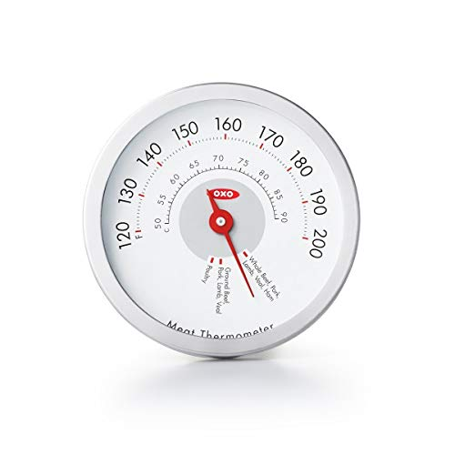 OXO Good Grips Chef's Precision Leave-in Meat Thermometer