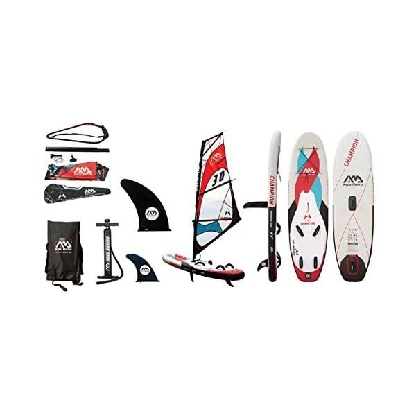 AQUA-MARINA - Champion, tavola da Stand-up Paddle 2 spesavip