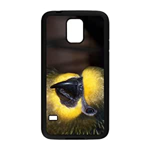 The parrot Hight Quality Plastic Case for Samsung Galaxy S5