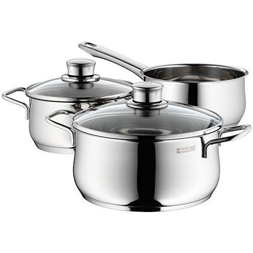 WMF 730299990Cookware Set Diadem Plus by WMF (Wmf Diadem Plus Cookware)