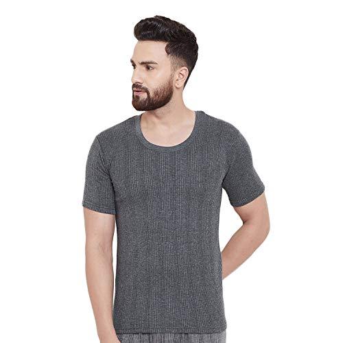 ZIMFIT Men #39;s Cotton Thermal Top Vest #39;s