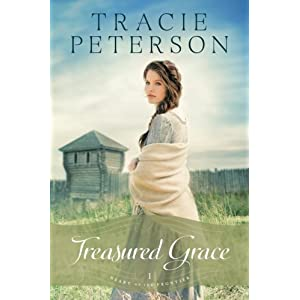 Treasured Grace (Heart of the Frontier)