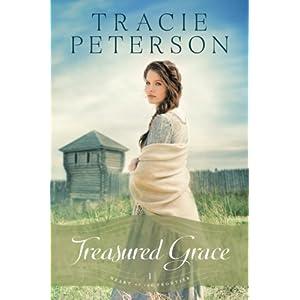 Treasured Grace (Heart of the Frontier)