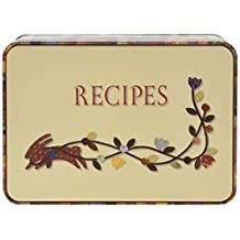 Simple Seasons Recipe Cards and Tin
