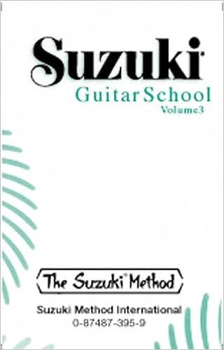 Suzuki Guitar School: Amazon.es: Suzui, Shinichi: Libros en ...