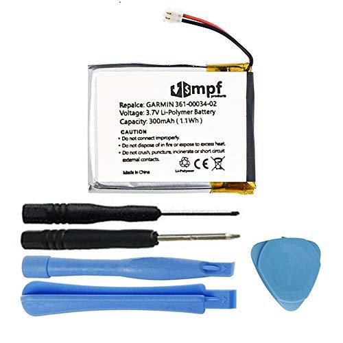 Batería Compatible con Garmin Fenix 3 y Fenix 3 HR Fitness