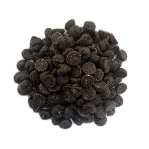 Callebaut Chocolate Chips - Callebaut 811 53.8% Dark Semi Sweet Chocolate Callets 5 lbs
