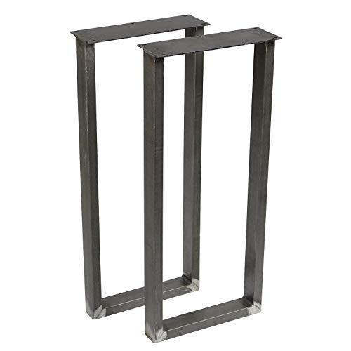 - Rusty Design W5033B2 Console table U legs, 1 Pair