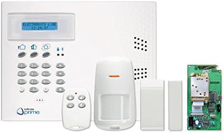 Pack alarma inalámbrica Infinite Prime GSM: Amazon.es ...