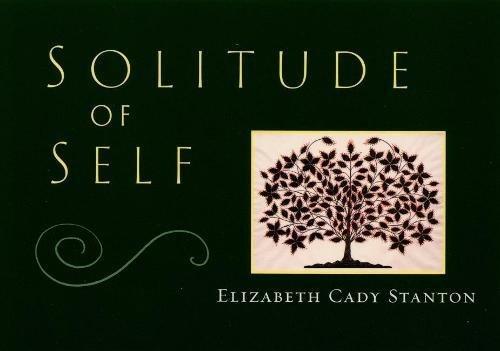 Solitude of Self PDF