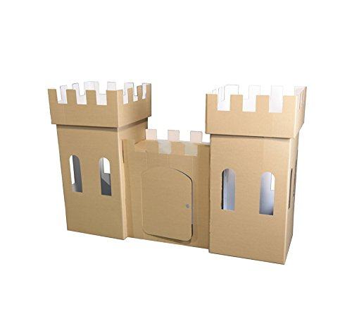 Cardboard Castle Playhouse