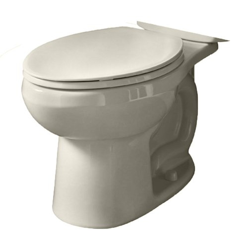 American Standard 3061001.222 Evolution 2 Round Front Two Piece Toilet, Linen by American Standard