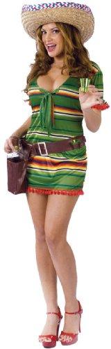 [Sexy Shooter Costume - Medium/Large - Dress Size 10-14] (Shooter Girl Costume)