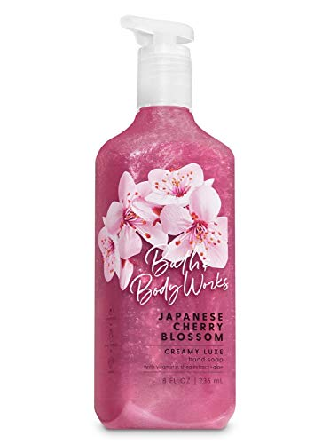 - Creamy Luxe Hand Soap (Japanese Cherry Blossom)