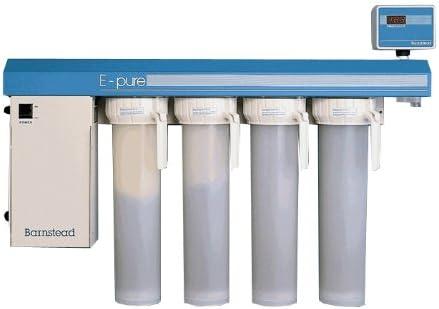 Thermo Scientific Barnstead d4641 E-Pure sistema de purificación ...