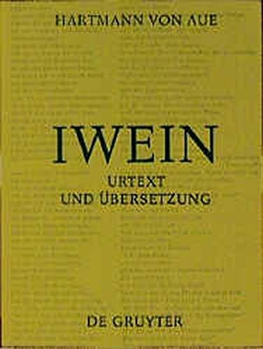 Iwein: Text der siebenten Ausgabe (de Gruyter Texte)