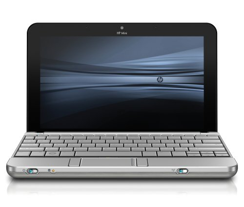 - HP 2140 Mini-Note - Atom N270 / 1.6 GHz - RAM 2 GB - HDD 160 GB - GMA 950 - Gigabit Ethernet - WLAN : Bluetooth 2.0 EDR, 802.11 a/b/g/n