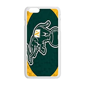 Happy Oakland A's Phone Case for Iphone 6 Plus