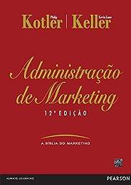 Administração de marketing, 12ed