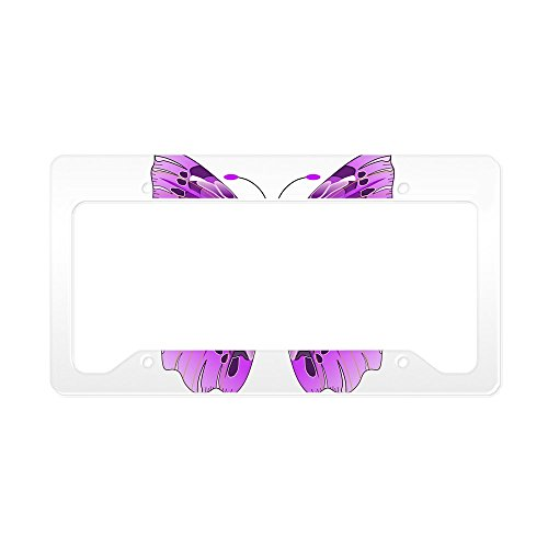 lupus license plate frame - 1