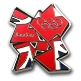 London 2012 Olympics Pin Badge