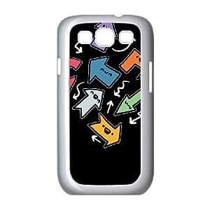 Samsung Galaxy S3 9300 Cell Phone Case White CUTE ARROW SP4102685