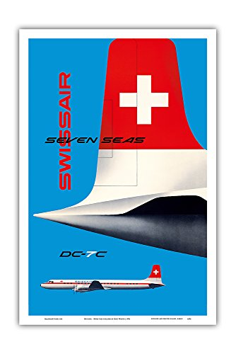 Dc 7 Airliner - 3