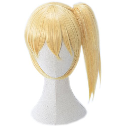 magic acgn Edna Straight Short Party with Clip For Women girls Cosplay Costume Christmas Halloween Wig